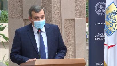 Photo of Избран новый вице-мэр Еревана