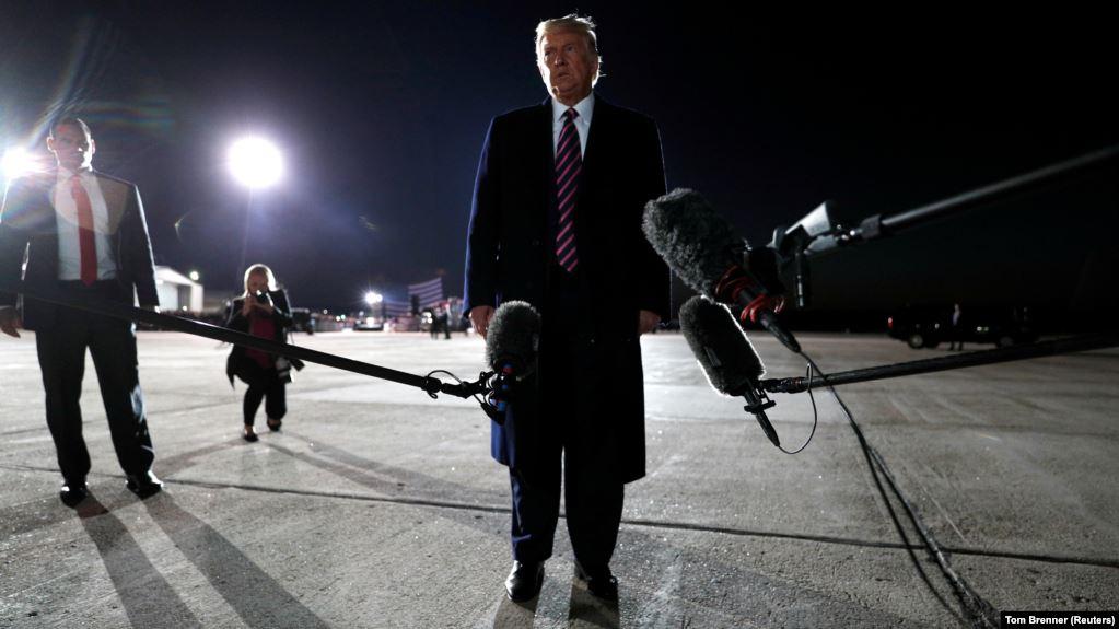 Photo of «У них есть ракета, супер-пупер-гиперзвуковая». Трамп обвинил Россию в краже информации о ракетах при Обаме