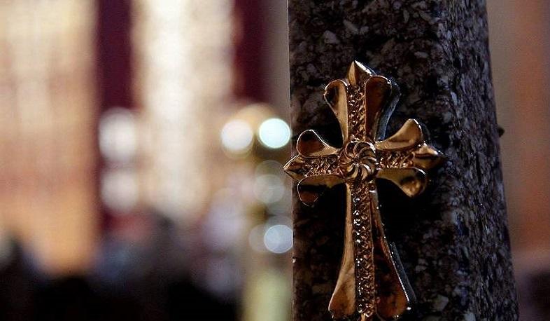 Photo of Армянская Апостольская Церковь отмечает праздник Воздвижения Святого Креста (Хачверац)