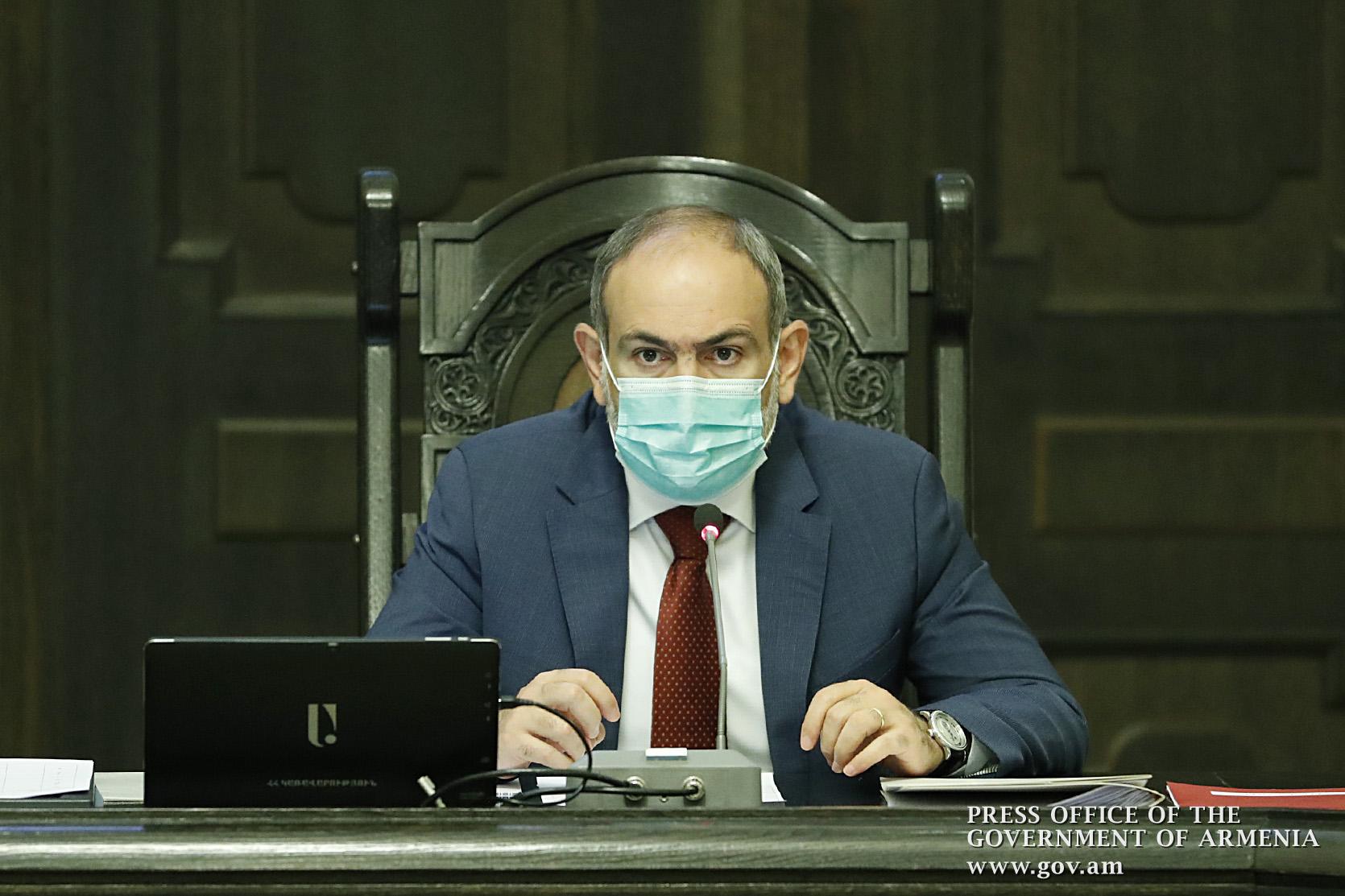 Photo of Հայաստանի հետ պետք չէ ուժի եւ սպառնալիքի լեզվով խոսել. Նիկոլ Փաշինյան