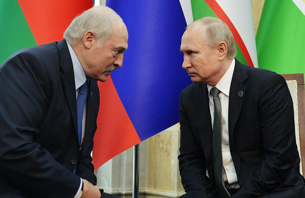 Photo of Песков заявил, что Путин и Лукашенко в основном вели переговоры один на один