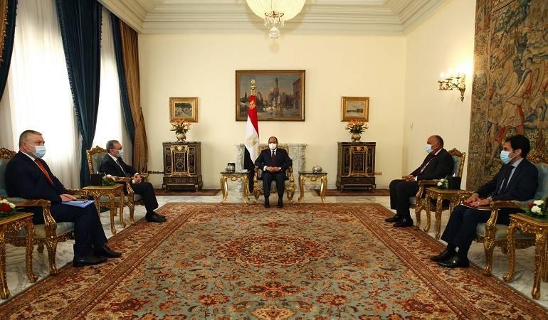 Photo of ՀՀ ԱԳ նախարարը և Եգիպտոսի նախագահը բարձր են գնահատել ավանդական բարեկամության և փոխադարձ հարգանքի վրա հիմնված հայ-եգիպտական հարաբերությունները