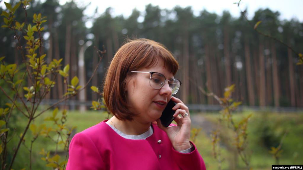 Photo of Соратница Тихановской рассказала, как власти вывезли её в Польшу