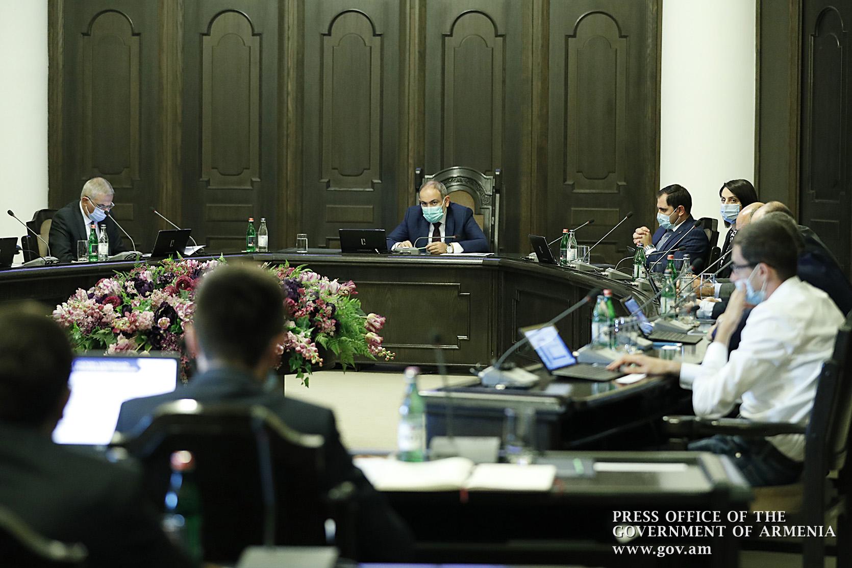 Photo of Վարչապետի մոտ քննարկվել է Հանրային ներդրումների կառավարման հայեցակարգի նախագիծը
