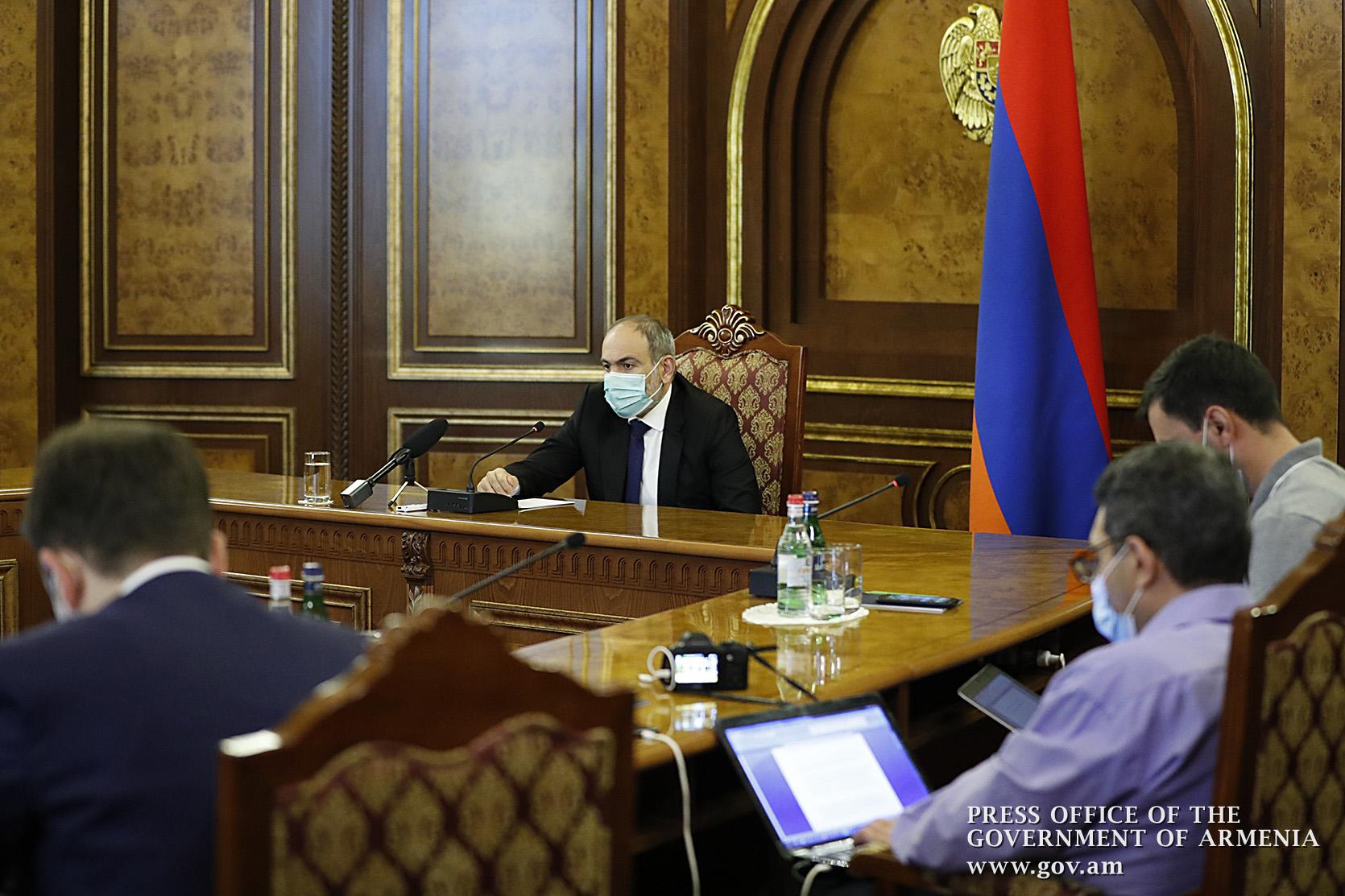 Photo of Վարչապետը հարցազրույց է տվել ռուսաստանյան ԶԼՄ-ների ներկայացուցիչներին