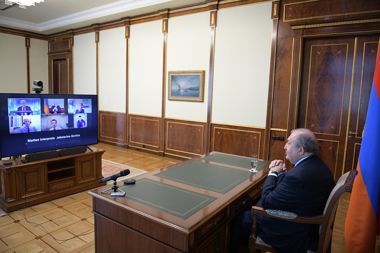 Photo of «Աներկբա է, որ հայերը երբեք չեն հանձնվի». ՀՀ նախագահ