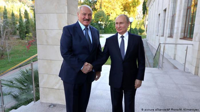 Photo of Протесты в Беларуси: РФ предоставит Беларуси кредит на 1,5 миллиарда долларов