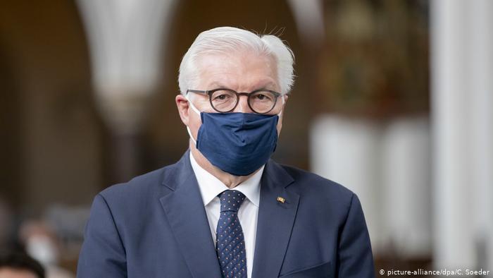 Photo of Президент ФРГ предложил объявить официальный траур по жертвам COVID-19