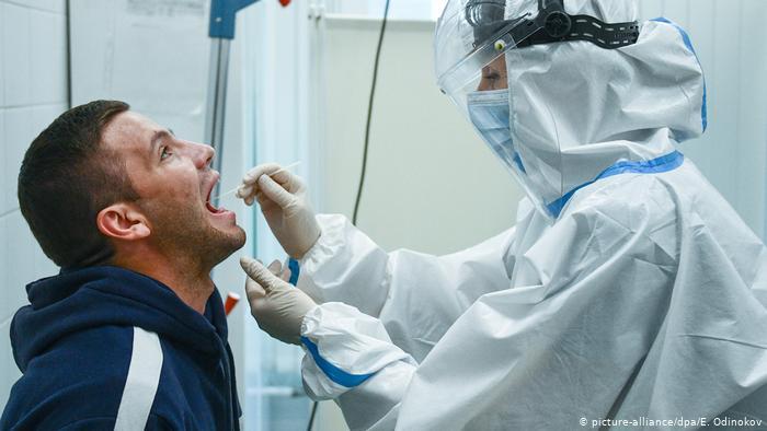 Photo of Коронавирус: в России прирост инфицированных впервые за два месяца превысил 6000 случаев