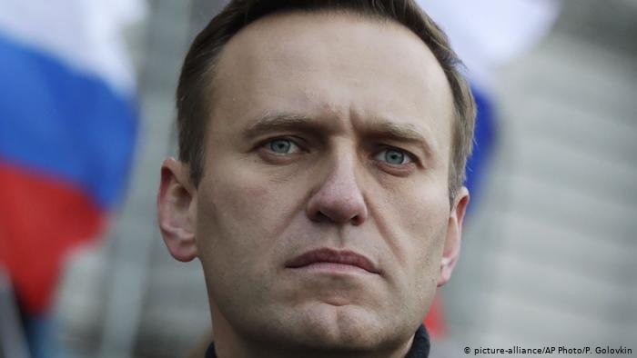 Photo of Алексея Навального выдвинули на Нобелевскую премию мира