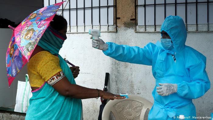 Photo of Число зараженных коронавирусом в Индии превысило 4 миллиона