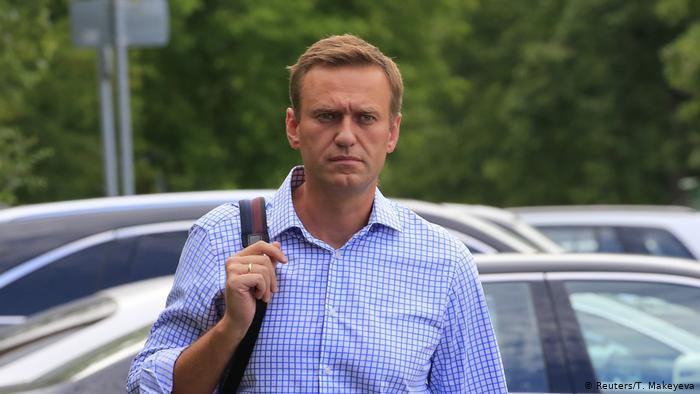 Photo of ФБК выпустил фильм, снятый перед отравлением Алексея Навального