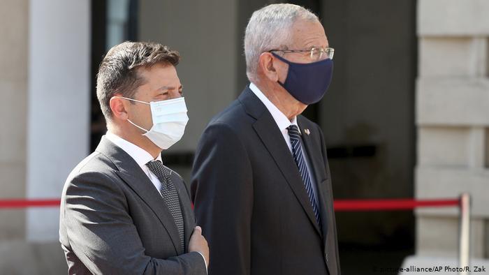 Photo of Зеленский допустил скорый саммит лидеров стран «нормандской четверки»