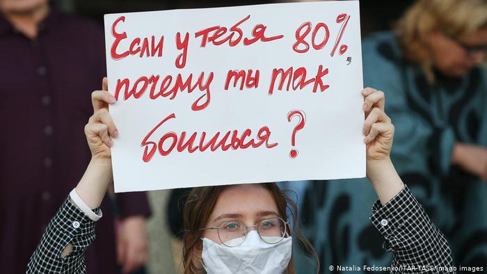 Photo of Евросоюз не признает Лукашенко и пересматривает отношения с Беларусью