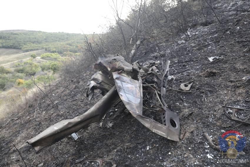 Photo of Թշնամական օդուժի հերթական կորուստը. ԱՀ ՊՆ