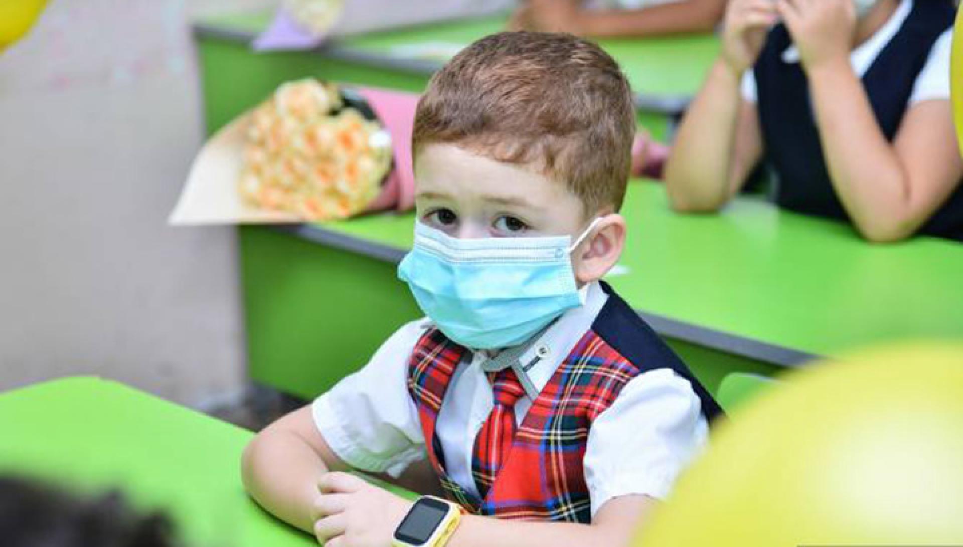 Photo of Эпидемиолог рассказал, какие проблемы угрожают армянским детям из-за ношения масок в школах