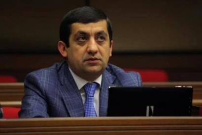 Photo of Депутат от правящего блока «Мой шаг» Тигран Карапетян заразился коронавирусом