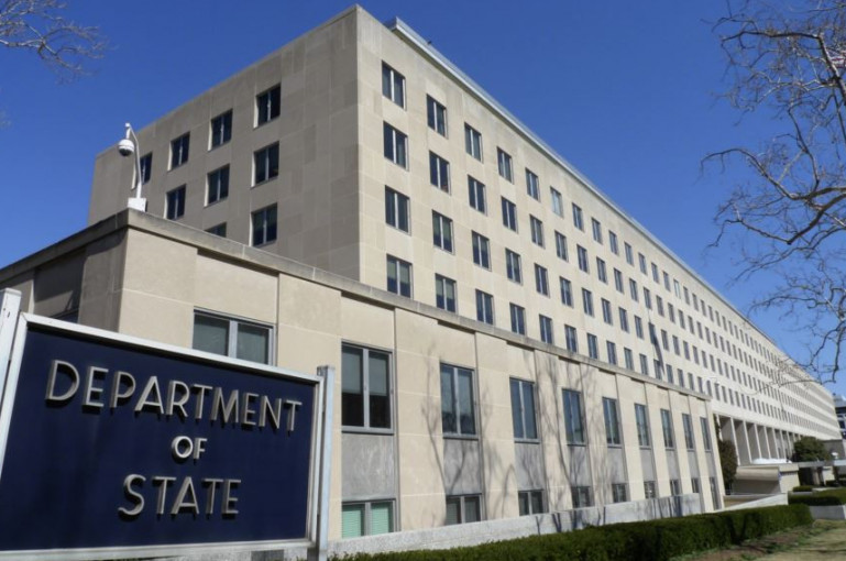 Photo of Մենք շարունակում ենք կոչ անել ԼՂ հակամարտության կողմերին հնարավորինս շուտ վերսկսել առարկայական բանակցությունները ՄԽ համանախագահների հովանու ներքո. ԱՄՆ պետքարտուղարություն. tert.am