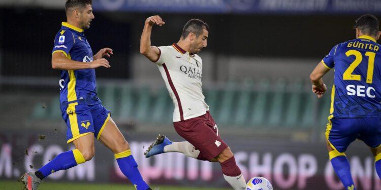 Photo of «Ռոման» Ա Սերիայի 1-ին տուրի խաղում չհաղթեց. Մխիթարյանը մասնակցեց հանդիպմանը