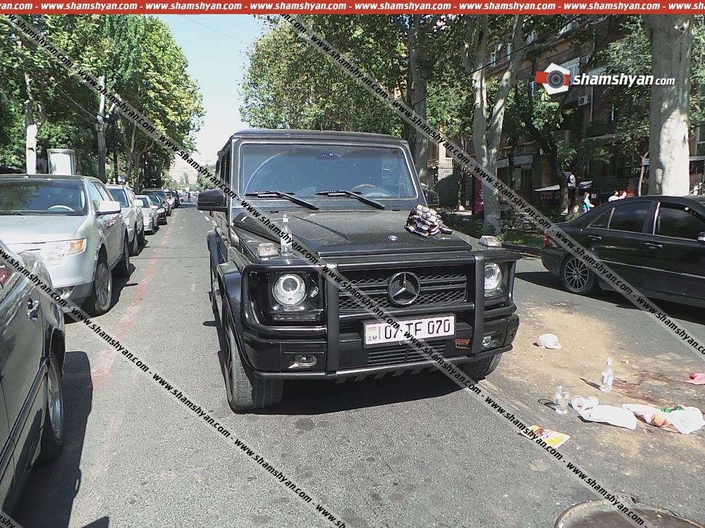 Photo of Այսօր Երևանում «Ռոբերտո» խանութի դիմաց Mercedes G 500-ի վարորդի կողմից վրաերթի ենթարկված հետիոտնը հիվանդանոցում մահացել է