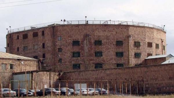 Photo of ՀՀ ԱՆ «Նուբարաշեն» ՔԿՀ-ում տեղի ունեցած միջադեպի առթիվ քրեական գործ է հարուցվել