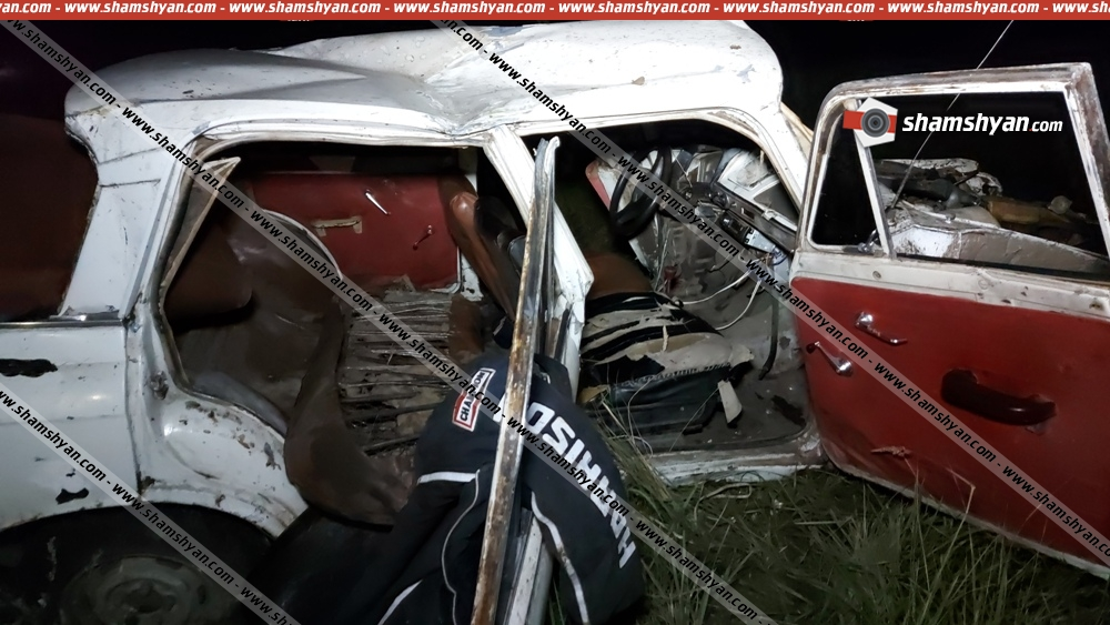 Photo of Ողբերգական ավտովթար Լոռու մարզում. 33-ամյա վարորդը «Մոսկվիչ 412»-ով դուրս է եկել երթևեկելի գոտուց, կողաշրջվելով հայտնվել դաշտում. կա 1 զոհ, 2 վիրավոր