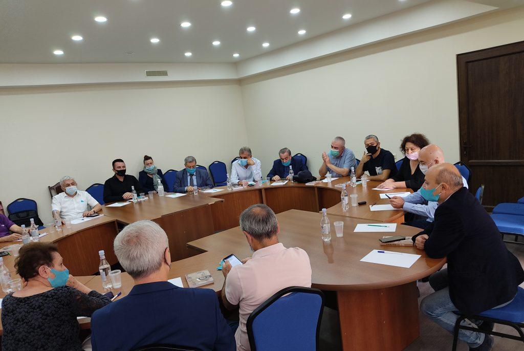 Photo of Հանրային խորհուրդը պլանավորում է ակտիվացնել հաղորդակցությունը միջազգային գործընկերների հետ և ուղերձներ հղել Ադրբեջանի ազգային փոքրամասնությունները ներկայացնող հանրային կառույցներին