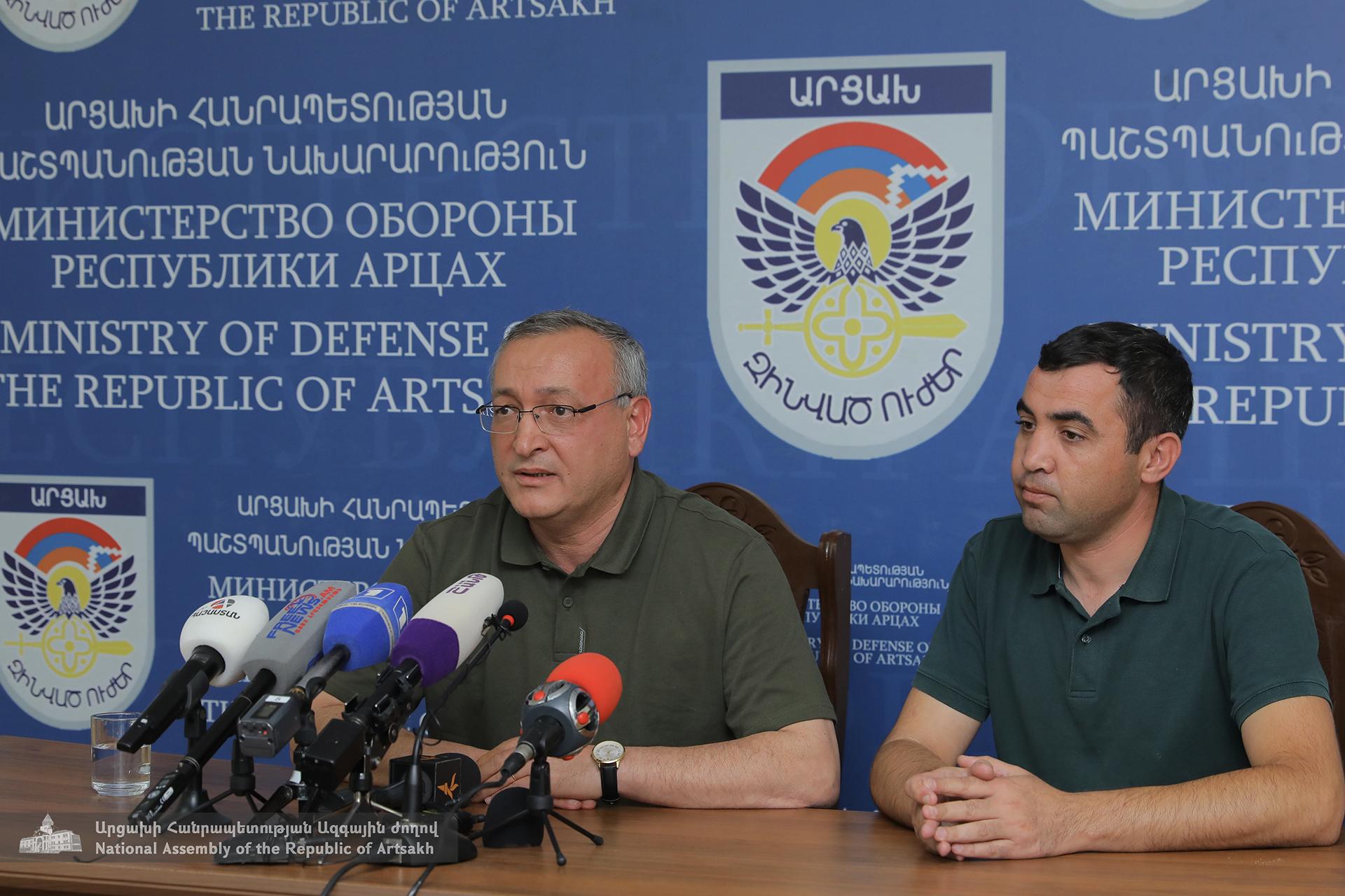 Photo of Պատերազմը երկարելու դեպքում ՀՀ ԱԺ-ում քննարկման կդրվի Արցախի ճանաչման հարցը. Արցախի ԱԺ նախագահ