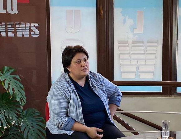 """Photo of """"Россия рассматривает Армению не как партнера, а как вассала"""".  Правозащитница Нина Карапетянц"""