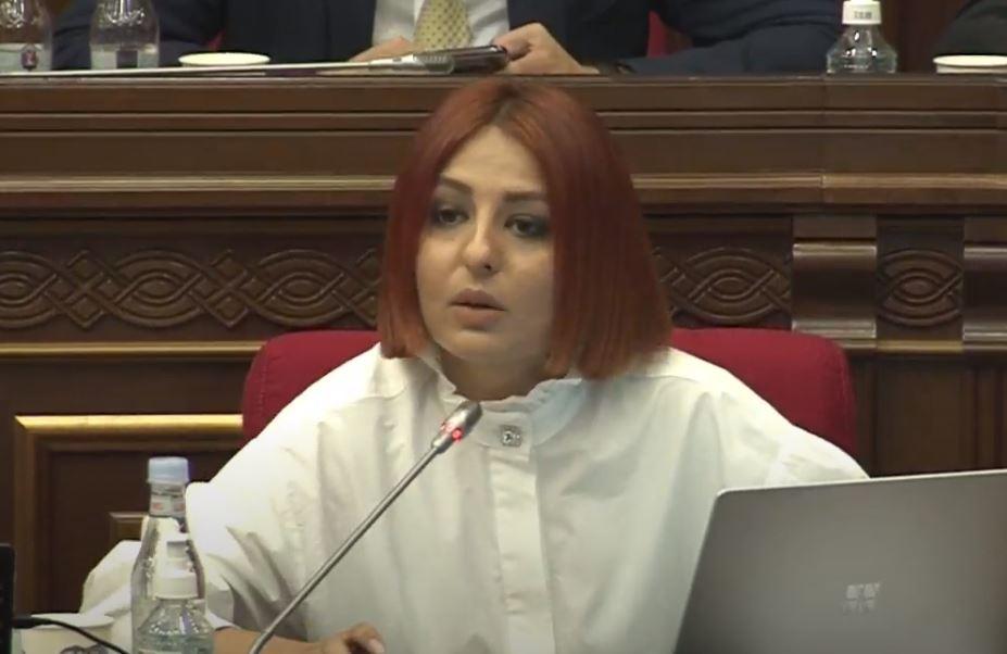 Photo of «Կառավարությունը գտել է մի ճեղք, որով կարող է միջամտություն անել ՄԻՊ գործունեությանը». Անի Սամսոնյան