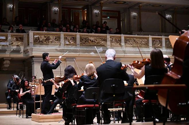 Photo of «Верните музыку»: Симфонический оркестр Армении анонсировал начало нового концертного сезона