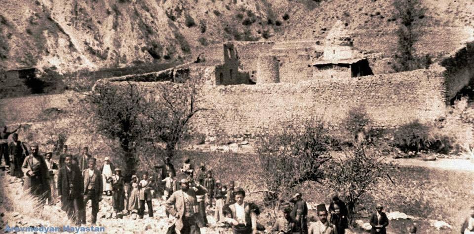 Photo of Վանի ոչնչացող հայկական հետքերը․ Հոգվոց մենաստանը
