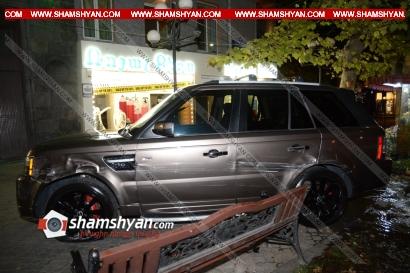 Photo of Ավտովթար Երևանում. բախվել են Range Rover-ն ու Chevrolet-ն, Range-ն էլ դուրս է եկել երթեկելի գոտուց և հայտնվել հետիոտնի համար նախատեսված մայթին