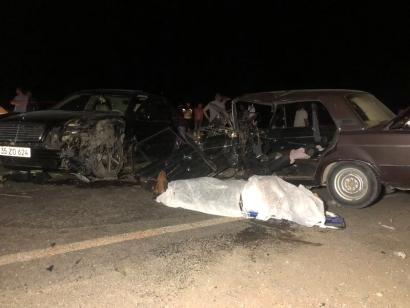 Photo of Հերթական ողբերգական ավտովթարը Երևան-Գյումրի չարաբաստիկ ճանապարհին. բախվել են Mercedes-ն ու 06-ը. կան զոհեր և վիրավորներ