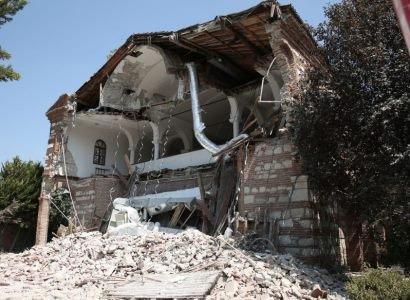 Photo of Կարո Փայլանը Թուրքիայի մշակույթի նախարարին հարցում է ուղարկել նոր քանդված հունական եկեղեցու վերաբերյալ