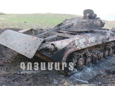 Photo of Արցախա-ադրբեջանական հակամարտ զորքերի շփման գծի ողջ երկայնքով մարտերը շարունակվում են. տեղեկատվական շտաբ