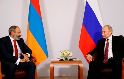 Photo of Путин и Пашинян обсудили ситуацию в зоне нагорно-карабахского конфликта
