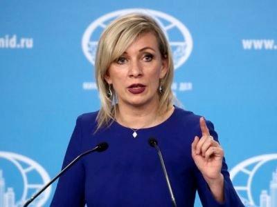 Photo of Захарова: Мы не Турция, наше посредничество не основано на исключительно собственных интересах