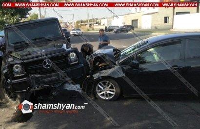Photo of Խոշոր ավտովթար Կոտայքի մարզում. բախվել են Mercedes G500-ն ու KIA Forte-ն. կա վիրավոր
