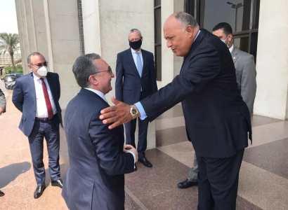Photo of Глава МИД Армении встретился в Каире со своим египетским коллегой