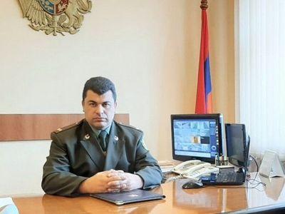 Photo of «Նուբարաշեն» ՔԿՀ-ի նախկին պետ Սամվել Մկրտչյանն ազատ է արձակվել