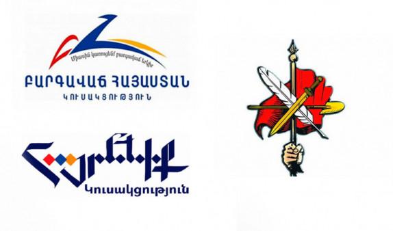 Photo of Административный суд Армении принял к производству совместное обращение трех партий