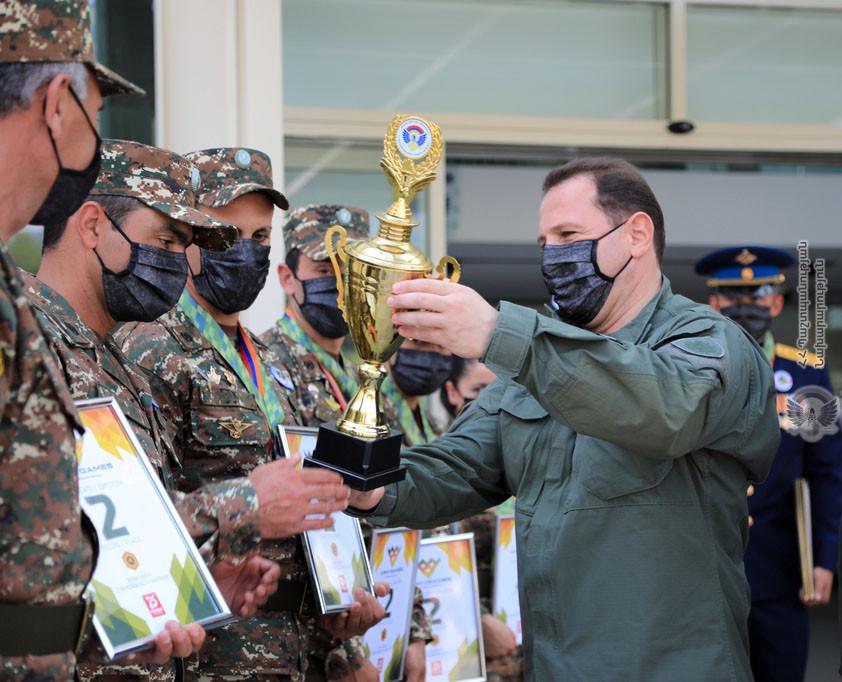 Photo of Ամփոփվել են «Խաղաղության մարտիկ» մրցույթի արդյունքները