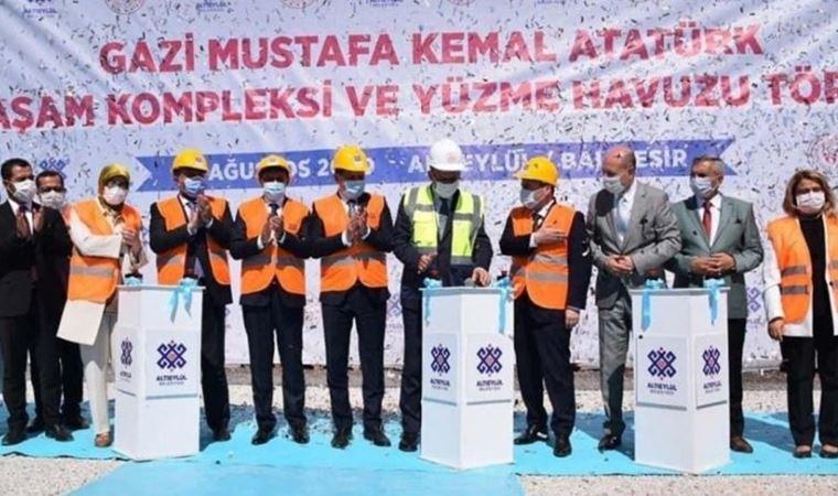 Photo of Թուրքիայում նոր մարզահամալիրը Աթաթուրքի անունով են կոչել, բայց պատին Էրդողանի խոսքերն են գրել