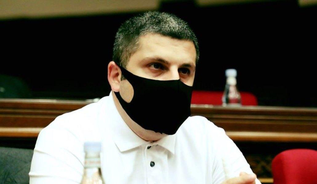 Photo of Արմեն Փամբուխչյանը նշանակվել է արտակարգ իրավիճակների նախարարի տեղակալ