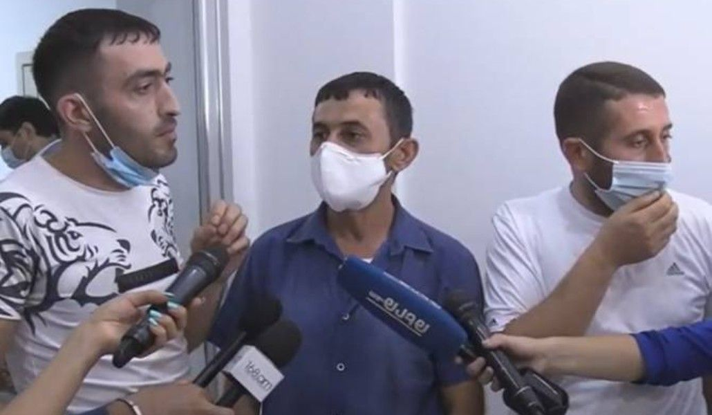 Photo of «Իմ քայլը» խմբակցության պատգամավորները հանդիպեցին ՌԴ մեկնելու պահանջով հավաքված քաղաքացիների հետ