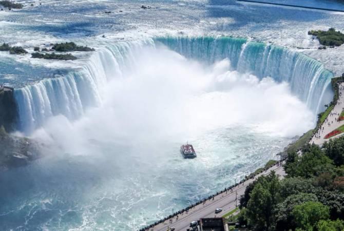Photo of Ниагарский водопад окрасится в цвета армянского триколора
