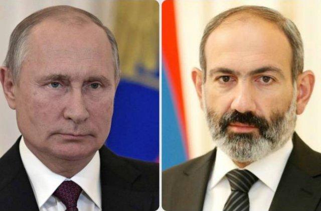 Photo of Пашинян и Путин подчеркнули необходимость скорейшего возвращения военнопленных