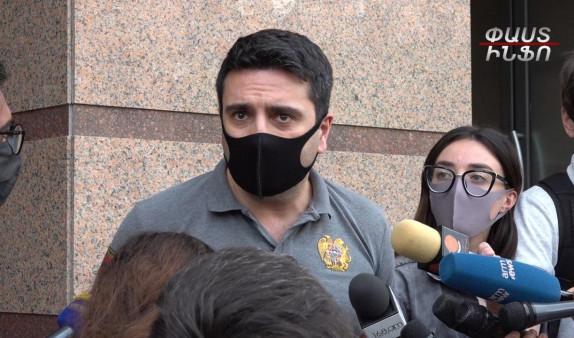Photo of Սա ավելի կզսպի մարդկանց գայթակղությունը, որ ստահոդ տեղեկություններ չտարածեն, չվիրավորեն. Ալեն Սիմոնյան