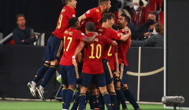 Photo of Ազգերի լիգա. Իսպանիայի ընտրանին ջախջախեց Ուկրաինայի հավաքականին